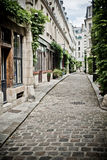 Street of Paris Stock Photos