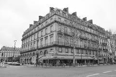 Street in Paris. Stock Photos