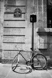 Street in Paris. A street scene in Paris Stock Photo