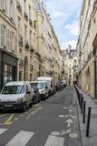 Street of Paris Stock Photography