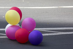 Street Party Royalty Free Stock Photography