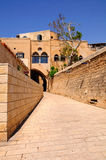 Street passage. Jaffa. Royalty Free Stock Photos