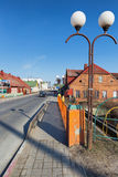 Street of Pastavy. Stock Images