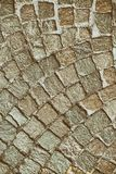 Street pavement background, rock texture Stock Photo