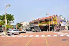 Street of Penang Stock Photos