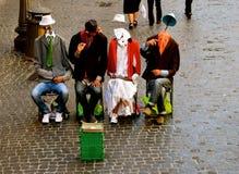 Street Performances Stock Photos