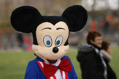 Free Street Performer / Mickey Mouse Royalty Free Stock Photos - 17110968