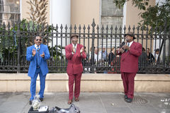 Street performers Royalty Free Stock Photos