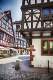 Street of Petit-France - part of old town, Strasbourg,  France, Stock Photos