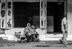 Street photo Stock Photography