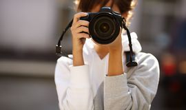 Street photography Royalty Free Stock Images
