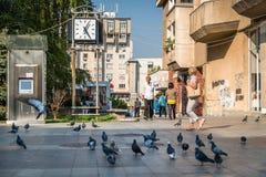 Street photography of Craiova, Romania Stock Photo