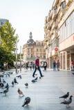 Street photography of Craiova, Romania Stock Images