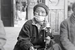 Street photography stock image