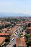 Street in Pisa Stock Images