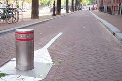 Street pole Stock Photography
