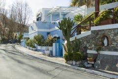 Street of Ponza Royalty Free Stock Photo