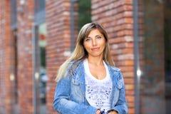 Street Portrait Stock Image