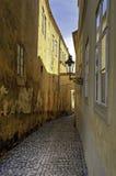 Street in Prague Royalty Free Stock Photo