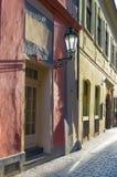 Street in prague Royalty Free Stock Images
