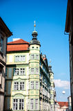 Street in Prague Royalty Free Stock Photography