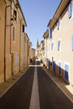 Street in Provence Royalty Free Stock Image