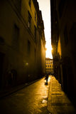 Street in Provence Stock Photography