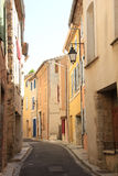 Street in the Provence Stock Photo