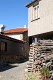 Street at the resort. In Bulgaria Sazopol Stock Photo