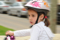 Street Riding Stock Photography