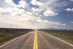 Street, Road, Horizon, Endless Royalty Free Stock Image