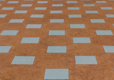 Street road pavement texture Stock Photography