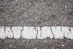 Street road texture background Royalty Free Stock Photography