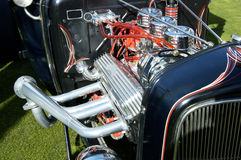 Street Rod 4 Stock Photos