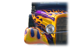Street Rod Stock Photography