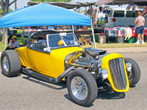 Street Rod Royalty Free Stock Images