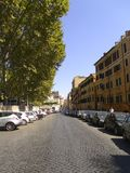 Street in Rome Stock Photography