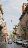 A street in Rome Stock Photo