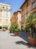 Street in Rome. Italy. Royalty Free Stock Photos