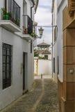 Street in Ronda, Apain Stock Images