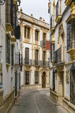Street in Ronda, Spain Royalty Free Stock Photos