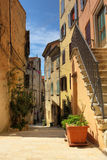 Street in Rovinj Stock Photography