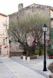 Street in Saint Tropez, Provence, France Stock Photos