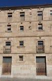 Street of Salamanca Royalty Free Stock Photography