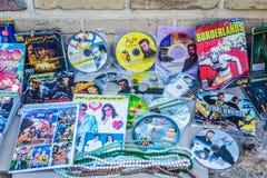 Street sale in Shiraz royalty free stock photos