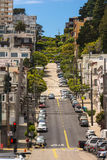The street of San Francisco Royalty Free Stock Image