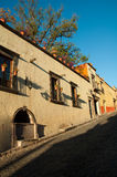 Street in San Miguel de Allende Royalty Free Stock Images
