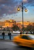 Street scene in Ankara Royalty Free Stock Photography