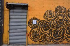 Brooklyn Street royalty free stock photography