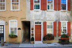 Street Scene Charleston South Carolina Stock Image
